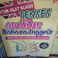 Tenses dan grammar bahasa Inggris sekali belajar dijamin hafal