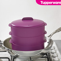 Jual Tupperware Steam It! Ungu Murah