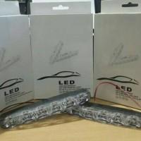 harga lampu led drl mobil agya/ayla Tokopedia.com