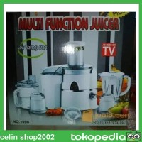 Multifunction Juicer Plus Full Set (German Technology) Harga Promo