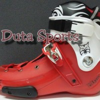 Sepatu Boot Lynx Inline Skate Slalom ( Red )