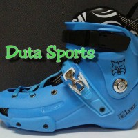 Sepatu Boot Lynx Inline Skate Slalom ( Blue )
