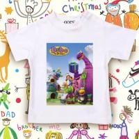 Kaos Dibo The Gift Dragon Kaos Anak Karakter Murah Grosir 05