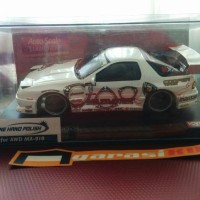 mini z autoscale body formula d rx-7fc kyle mohan racing