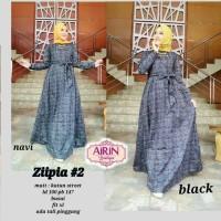 BAJU MURAH DRESS ZIPIA #2 BY AIRIN
