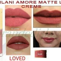 Jual milani amore matte lip creme - loved Murah