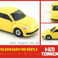 Tomica Volkswagen The Beetle Kuning 33