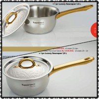 Luxury Cookware Tupperware Saucepan 1.5 L Eleganzia Activity Juni 2016