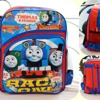 Tas sekolah SD anak laki ransel karakter Disney kartun Thomas kado