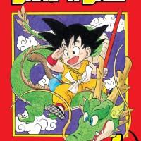 eBook Dragon Ball dan Dragon Ball Z ( Bahasa Inggris)