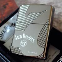 Zippo Armor Jack Daniels Ebony