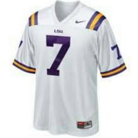 Men's Nike NFL LSU Tigers Football jersey NWT 100% Original