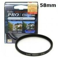 filter uv pelindung lensa kenko pro 1 digital 58