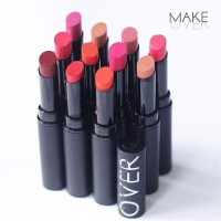 MAKE OVER ULTRA Hi-Matte Lipstick / Lipstik Kosmetik For Ladies