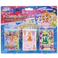 Kartu Aikatsu Set 54 Remi Mizuki Love moonrise card Deck box