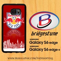 Casing Samsung Galaxy S6 Edge & S6 Edge Plus New York Red Bulls X323