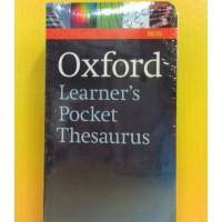 harga Oxford Learners Pocket Thesaurus (anonim) Tokopedia.com