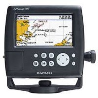 Baru Dan NEGO ~ GPS Garmin Echosounder 585