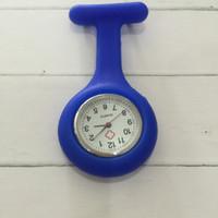 harga Silicone Besar Jam Perawat - Nurse Watch - Jam Pocket Tokopedia.com