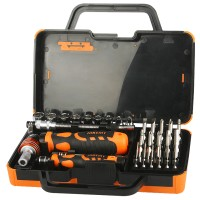 Jakemy 31 In 1 High Grade Screwdriver Set - JM-6121 A Must Have Repair