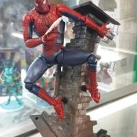 harga Spiderman (SCI-FI Revoltech) Tokopedia.com