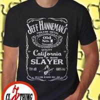 KAOS DISTRO - BLACK - Jeff Hanneman Jack Danils