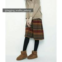 Celana Hijab Muslimah Terbaru, Legging Wudhu Pelangi