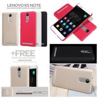 harga Lenovo K5 Note Nillkin Hard Case Casing Cover Tokopedia.com