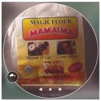 Tepung Magic Flour Mamaima Bolu Gulung Kukus 200gram
