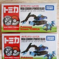 Dream Tomica Pokemon Mega Lizardon X Powered Black