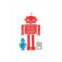 IKEA BILD Poster, permisi Mr Robot,50x70 cm