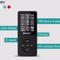 Ruizu X02 HiFi DAP MP3 Player 8GB - Black