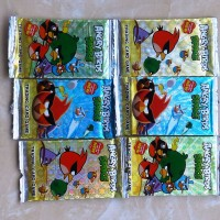 Mainan Trading Card Game Angry Bird