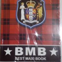 Buku Tulis BMB Isi 36 Lembar / Maxi Book