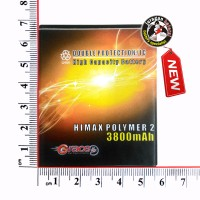Baterai / Battery GRACE HIMAX POLYMER 2 / 3800mAh Double Power