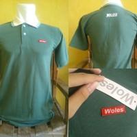 18a553c28b6 Kaos Kerah Polos Lacoste Original Woles