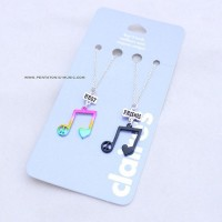 harga Music is My Best Friend Couple Necklace | Kalung | Musik Tokopedia.com