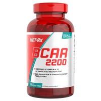 BCAA 2200 180 Softgels Met-rx BCAA