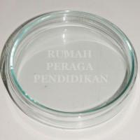 Cawan Petri Kaca