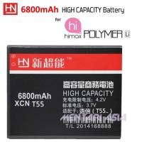 Battery HIMAX Polymer-Li : HN 6800mAh HIGH CAPACITY Battery