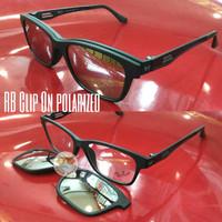 harga Promo Paket Kacamata Rb Clip On Polarized Tokopedia.com