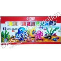 TITI Water Color WC-6 ML - 12 (12c)