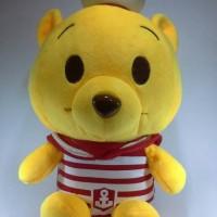 Jual Boneka Winnie The Pooh Sailor Import Murah