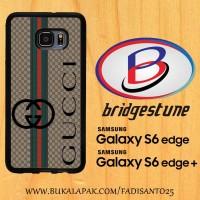 Casing Samsung Galaxy S6 Edge & S6 Edge Plus gucci wallpaper X3121