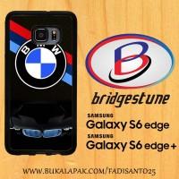 Casing HP Samsung Galaxy S6 Edge & S6 Edge Plus BMW Wallpaper X3209