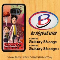 Casing HP  Samsung Galaxy S6 Edge & S6 Edge Plus  Cloudy With a Chance