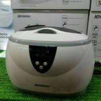 Pembersih Perhiasan Kacamata, Jam - Krisbow Digital Ultrasonic Cleaner