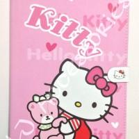 harga iPad Mini 1/2/3 Smart Flip Cover/Case Hello Kitty Cartoon No.3 (hard) Tokopedia.com