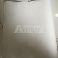Jual Vinyl Color Putih (White) Glossy Scotlite Sticker Murah
