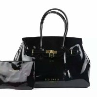 Ted Baker Hermes Style Hand Bag With Make Up Pouch